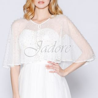 JADORE Pearl Cape Ivory
