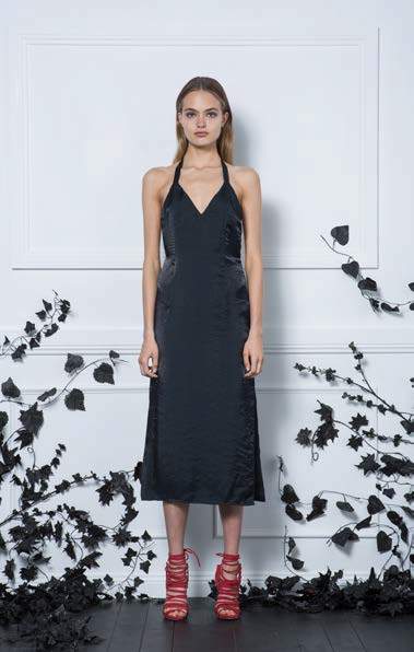 ASILIO The Homecoming Slip Dress
