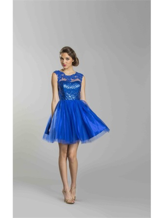 CINDERELLA Flare Cocktail Dress