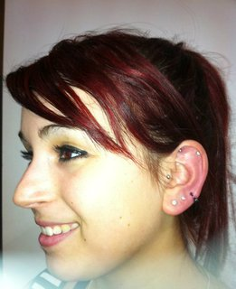 Tragus & Nose Piercing Auckland